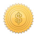 Royalties Badge