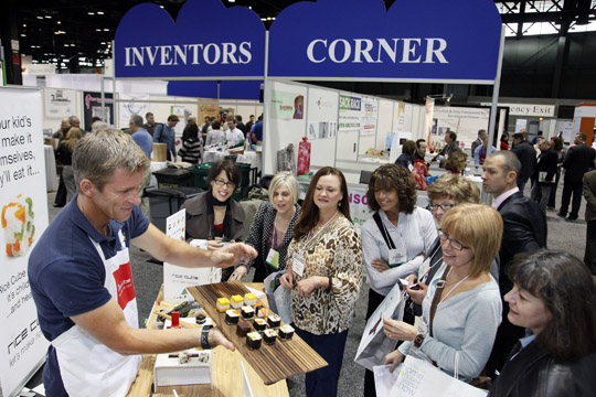 Inventors Corner