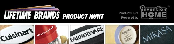 Lifetime Brands Product Hunt Banner