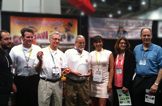 InventionHome Success at the 2014 National Hardware Show